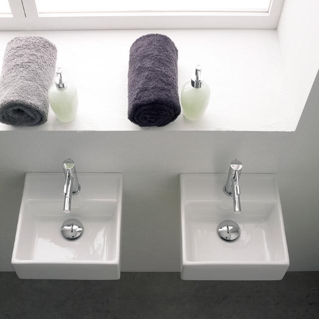 Firkantet lille håndvaske