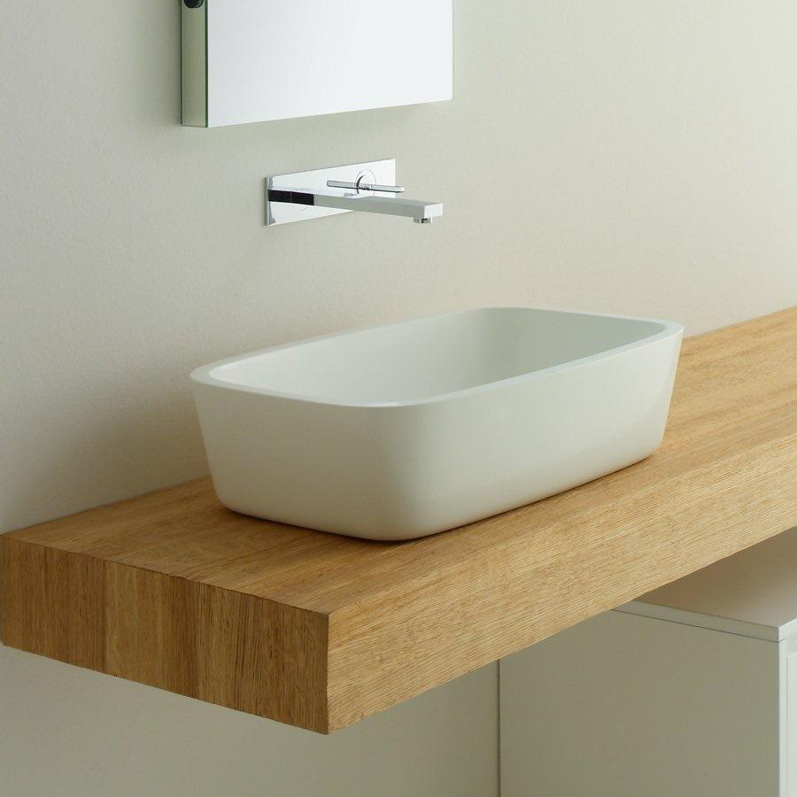 Håndvask i Monolith