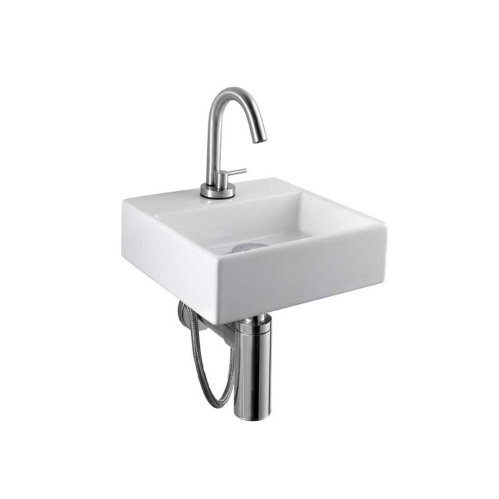 Lille firkantet håndvask