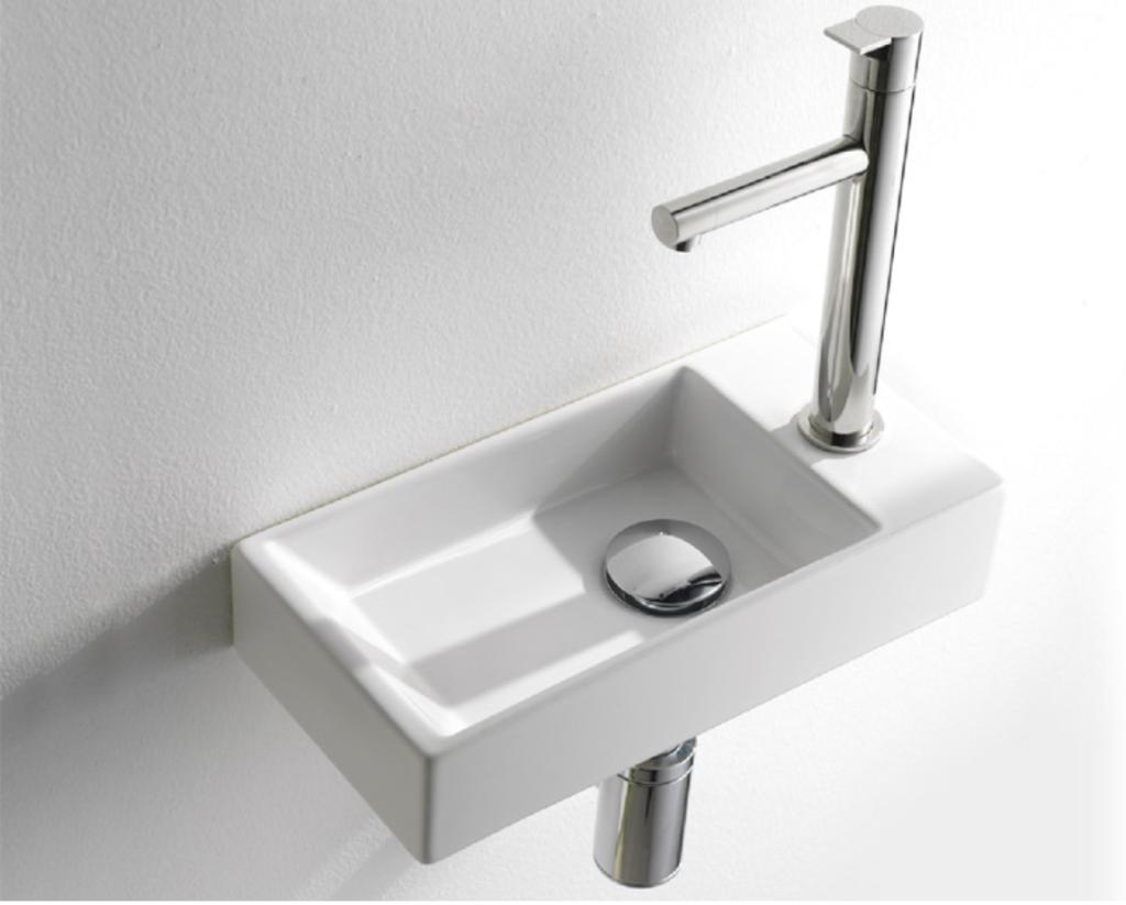 Lille håndvask ti lille badeværelse