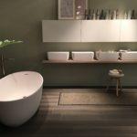 Få mere plads på badeværelset med smarte design nyheder