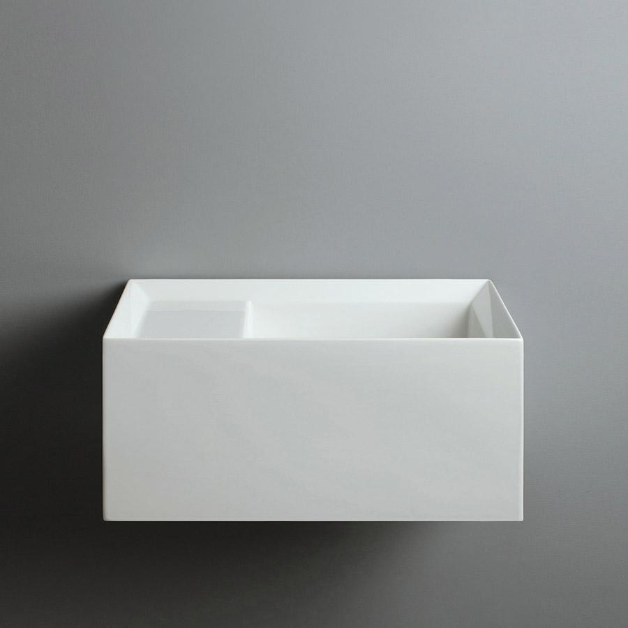 Mini håndvask - mini cut til det lille badeværelse