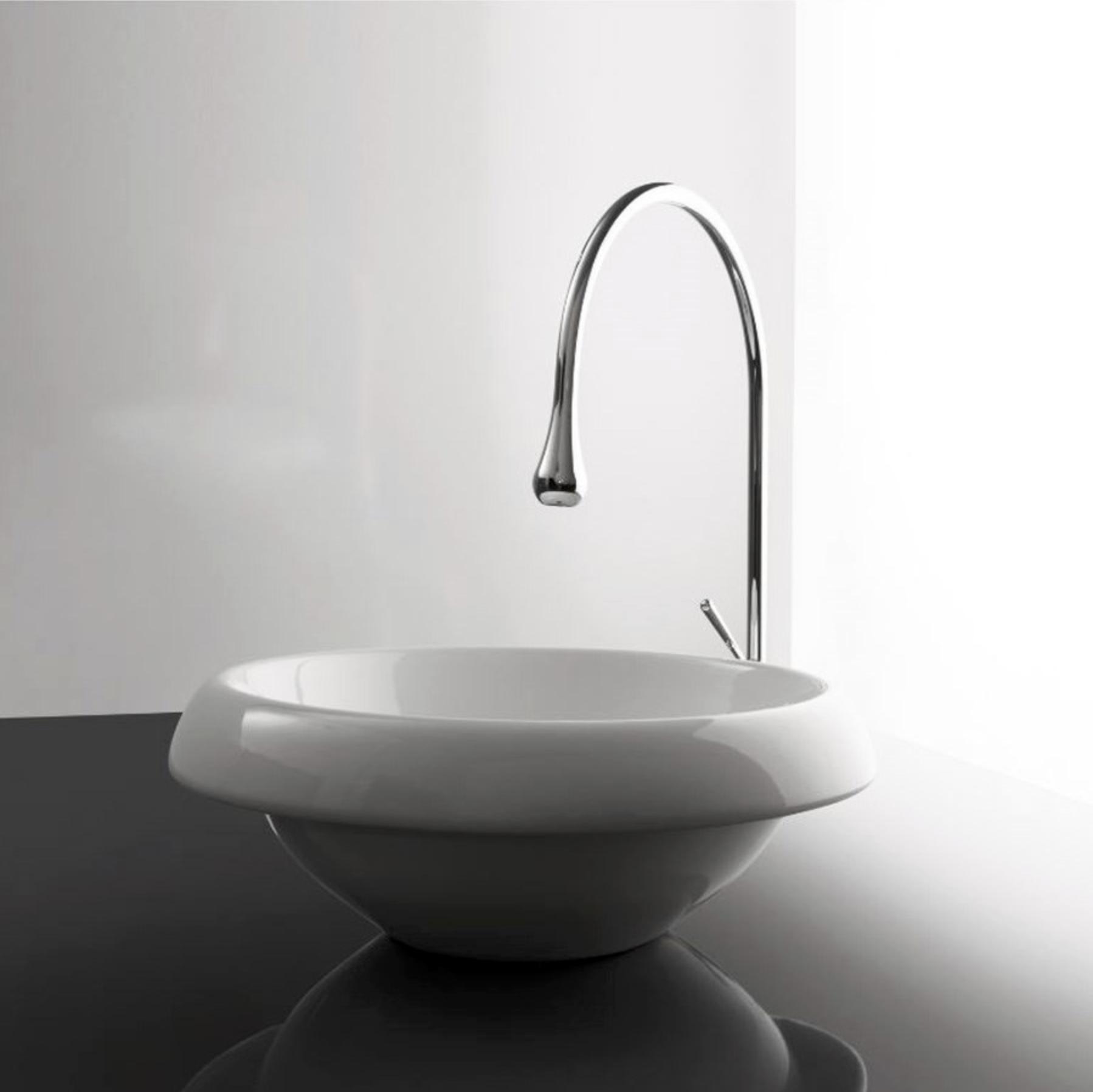 Lille rund håndvask - Tonda picollo